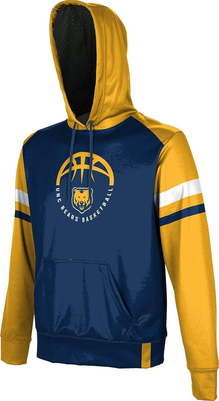 University of Northern Colorado Basketball Boys Pullover Hoodie Old School
