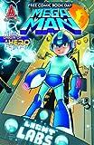 Mega Man FCBD 2012 Origin of a Hero