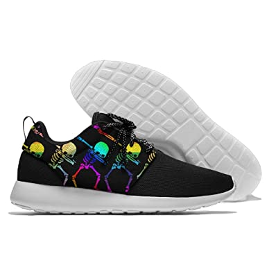 Dabbing Skeleton Lightweight Breathable Casual Sports Shoes Fashion Sneakers Shoes