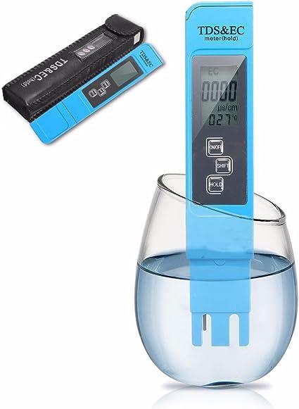 Penna filtro purezza tester acqua digitale TDS TEMP 3 in 1