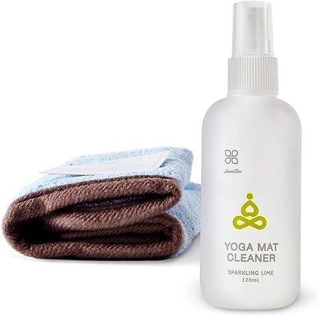 Amazon.com: Sumi Eco - Limpiador de esterillas de yoga con ...