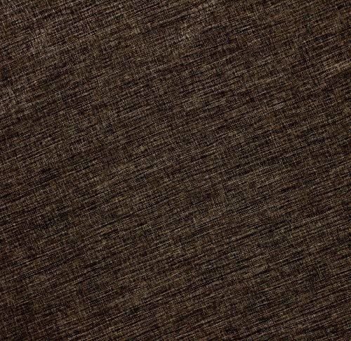 Mollio Cressida New Malibu Basketweave Brown 58'' Wide Upholstery Fabric by The - Brown Medium Chenille Fabric