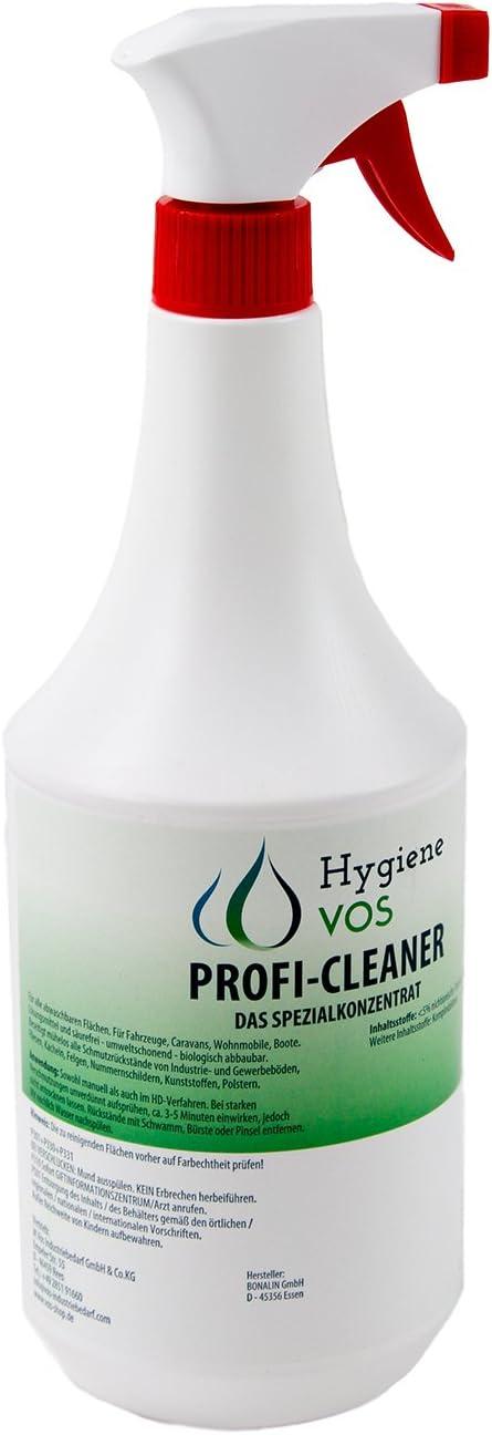 Profi Cleaner Ewh Spezialkonzentrat 1 Liter Sprühflasche Universalreiniger Baumarkt