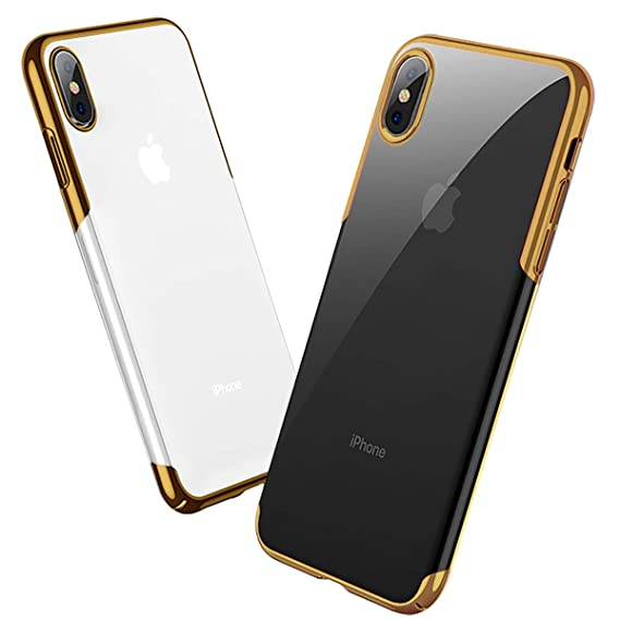 separation shoes 8cbb9 61c96 Petocase Compatible iPhone Xs Max Clear Case,Crystal Transparent Shock  Absorption Technology Bumper Slim Grip Soft TPU Cover for Apple iPhone 10s  Max ...