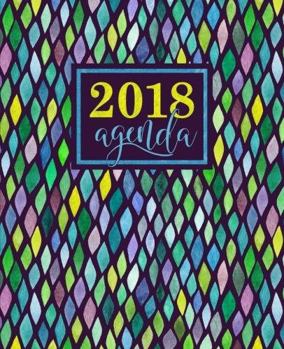 Amazon.com: Agenda: 2018 Agenda semana vista español : 190 x ...