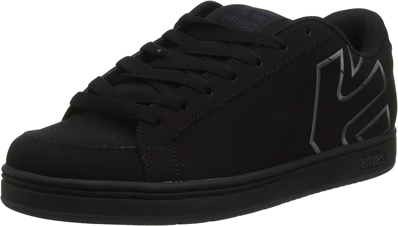 Etnies Men s Kingpin 2 Skate Shoe, Black Charcoal, 8 Medium US