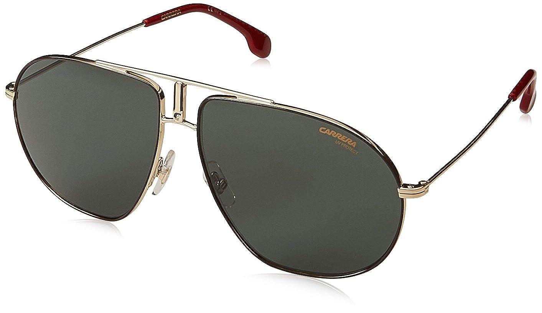 39a2a292f916e6 Carrera Gradient Square Unisex Sunglasses - (CARRERA BOUND 01Q  62QT 62 Green Color)  Amazon.in  Clothing   Accessories