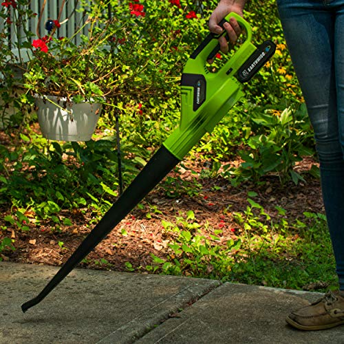 Earthwise LB21020 20-Volt 150MPH Cordless Blower, 2.0AH Battery & Fast Charger Included