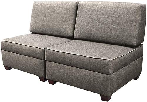 duobed Sofa Bed 36″ Storage Ottoman