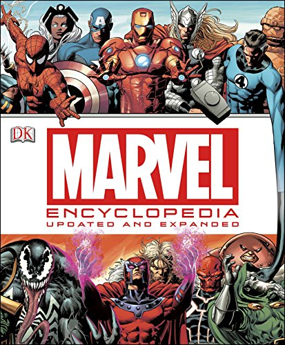 [R.e.a.d] Marvel Encyclopedia WORD