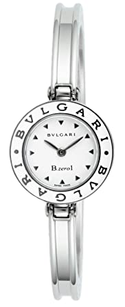 BVLGARI B-zero1 White Dial Women Watch BZ22WLSS.M