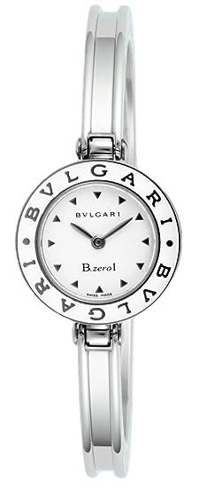 Bvlgari b-zero1 blanco Dial mujer reloj bz22wlss.