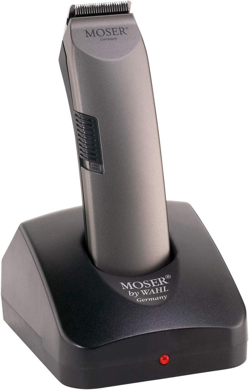 Moser Profiline 1556 - Cortapelo, 220-230 V, 50/60 Hz, color gris ...