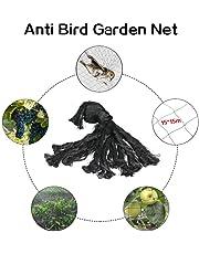 Kshzmoto Rete di Rete da Giardino a Rete Anti Uccello per voliera per volatili da Uccelli