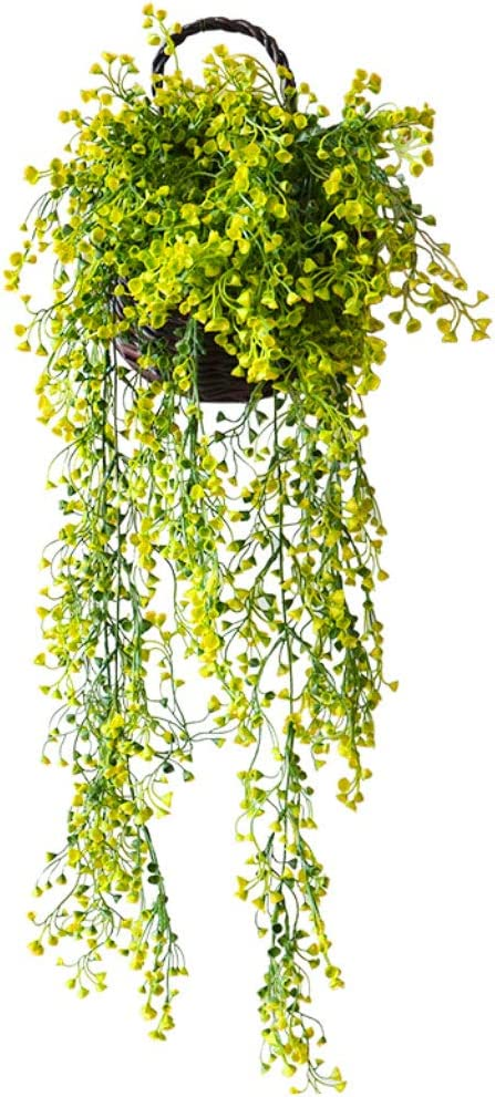 Artificial Plants Garland Home Decor Indoor 43.3 inch 2 PCS