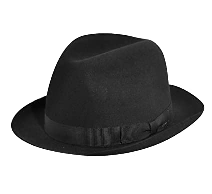 bb481629f6f Bailey of Hollywood - Fedora Hat Wool Felt Men Edsel - Size XL - Camel