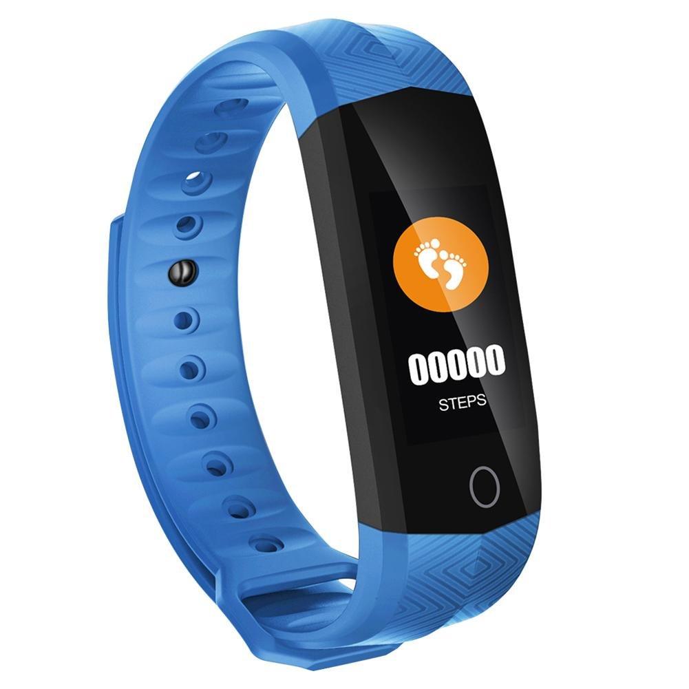 防水Fitness 防水Fitness Tracker Activity Tracker with Heart Tracker Rate監視と歩数計SMSアラームコールfor Android/iOS with 3 B0785QXBZ7, 南松浦郡:a8f2c628 --- arvoreazul.com.br