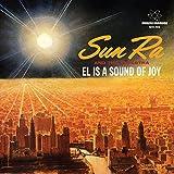 El Is A Sound Of Joy / Black Sky And Blue Moon (BLUE VINYL)