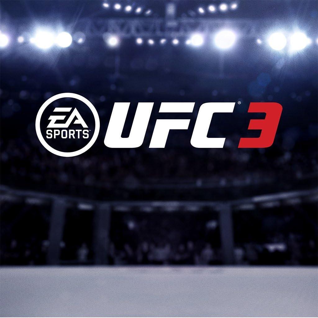 Amazon.com: EA SPORTS UFC 3 - PS4 [Digital Code]: Video Games