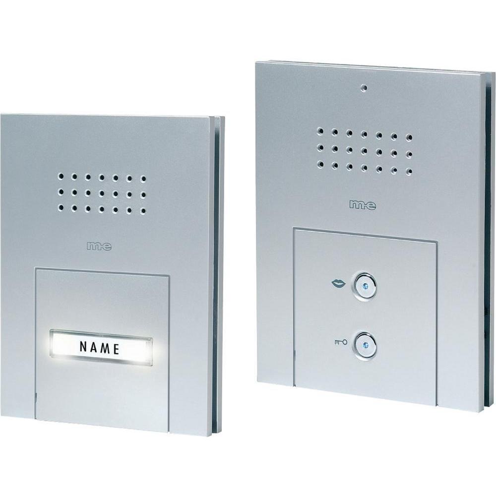 m-e GmbH modern-electronics Wired intercom system DOOR BELL SYSTEM 1 ...