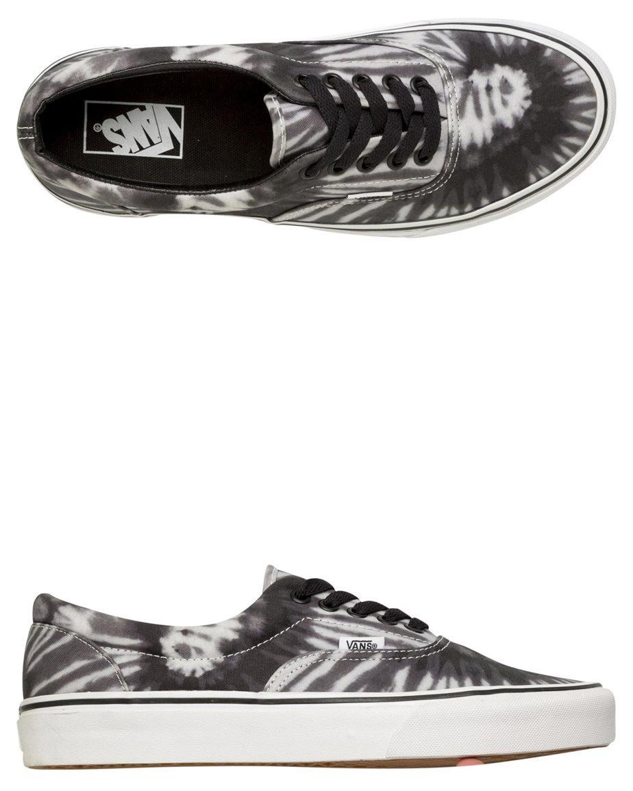 Vans Men's Era (Tie Dye) Black/Grey