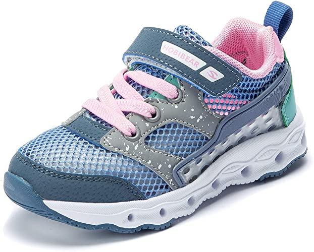 Boys Girls Running Shoes Kids Athletic Sneakers Casual Sports Breathable Shoes