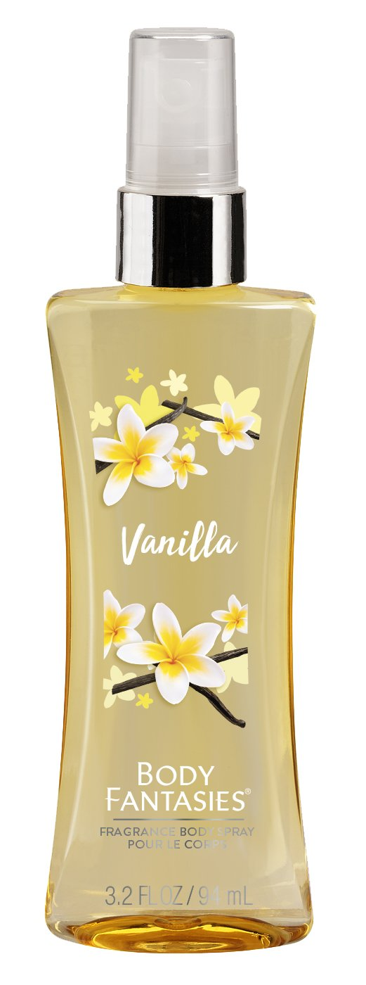 Body Fantasies Vanilla Fragrance Body Spray 94 ml 3015005