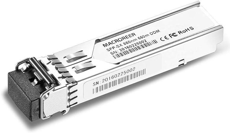 Macroreer for Netgear AGM731F 1000BASE-SX SFP GBIC Module 850nm 550m