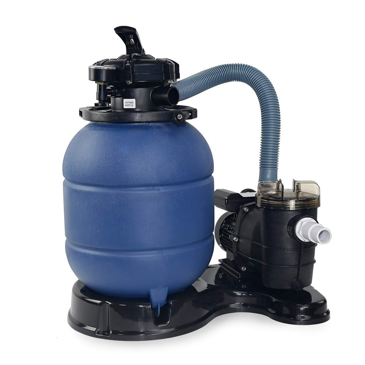 legendary-Yes Pro 2400GPH 13 Inch Sand Filter w/ 3/4HP Water Pump Above Ground Swimming Pool Pump by legendary-Yes