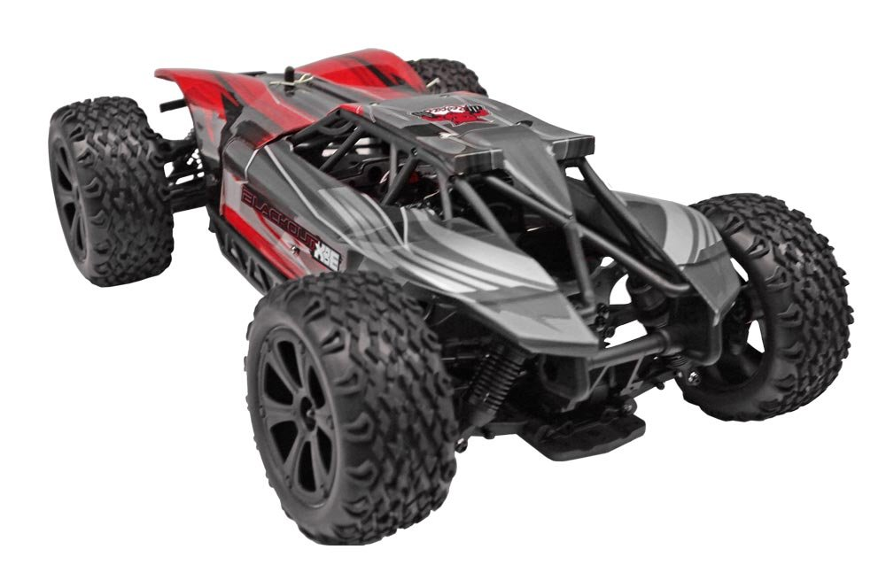 Red Redcat Racing Blackout XBE Pro Brushless Electric Buggy with Waterproof Electronics Vehicle 1//10 Scale