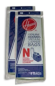 Hoover Type N Bag (10-Pack), 4010038N