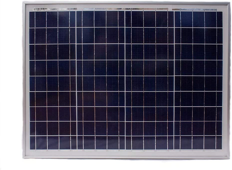 Mighty Max Battery 50 Watt Polycrystalline Solar Panel Brand Product