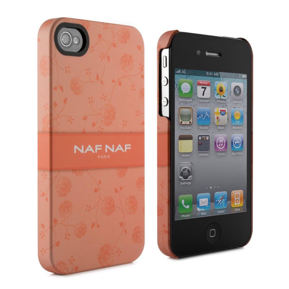 068a05e1a11 Carcasa iPhone 4S - Colección NAF NAF Paris - Tetera: Amazon.es: Electrónica