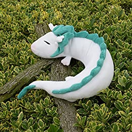 Haku Plush - River Spirit Dragon | Spirited Away Plushie 16