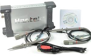 Hantek HT6022BE20Mhz 6022be PC Based USB Digital Storage Oscilloscope, 20 MHz Bandwidth