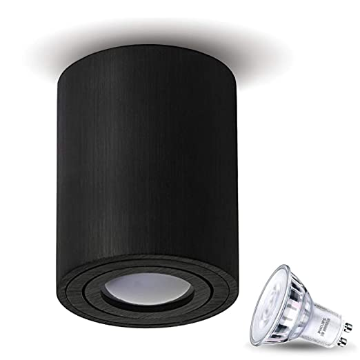 Milano - Largo de GU10 230 V LED con 5 W LED Philips ...