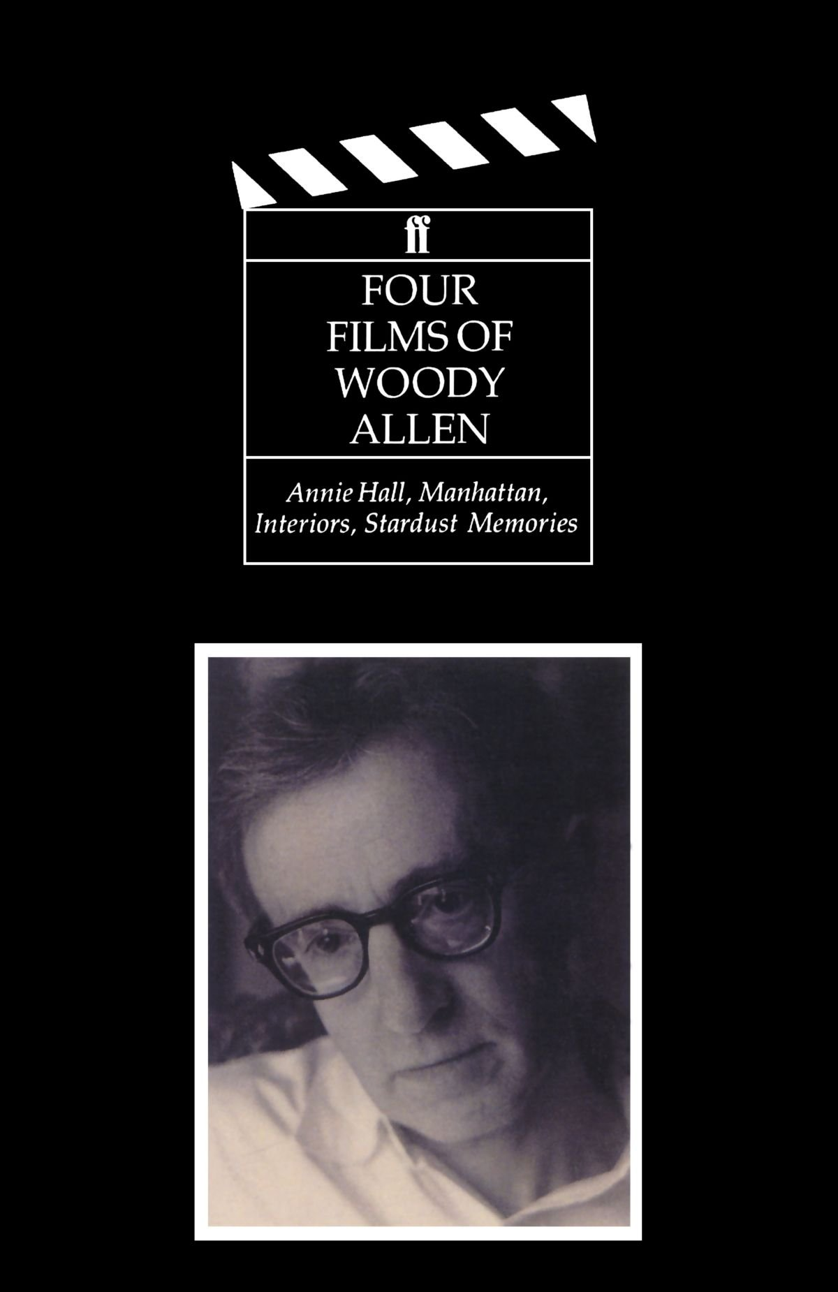 four films of woody allen woody allen 9780571118243 amazoncom books