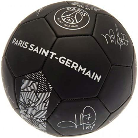 Paris Saint Germain FC PSG - Pelota de fútbol (talla 5), color ...