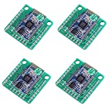 Icstation 2X5W BK8000L Bluetooth Stereo Audio Receiver Amplifier Board for DIY Wireless Speaker (Pack of 4)