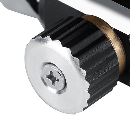 Regulador de Presión de Aire Filtro Regulador Compresor de Aire Portátil Metal 1/4 Pulgada BSP: Amazon.es: Hogar
