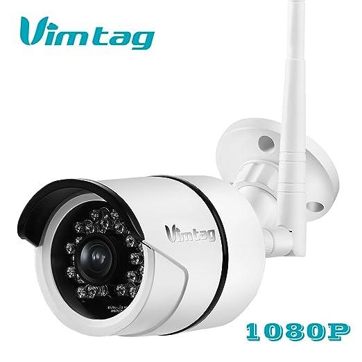 18 opinioni per Vimtag Telecamera B1-S Wi-Fi Full HD 1080P. Per monitorare giorno e notte e