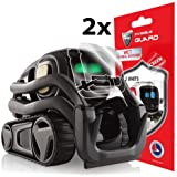 IPG for Vector Robot Face Screen Protector Excellent Protector (2X) from Unexpected Attacks of Kids and Pets. Best Protection Against Scratches