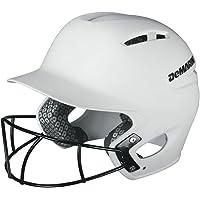 DeMarini Paradox Casco de bateo con Softball máscara de protección