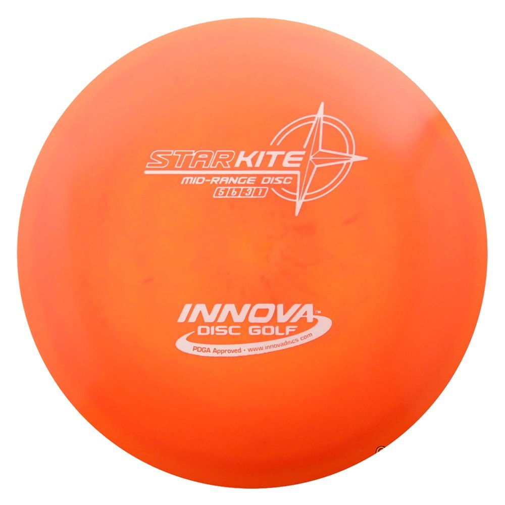 INNOVA Star Kite Mid-Range Golf Disc [Colors May Vary] - 173-175g by INNOVA