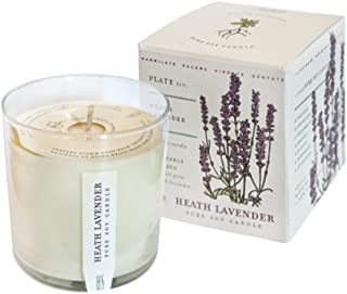 product image for Heath Lavender Soy Candle with Plantable Box