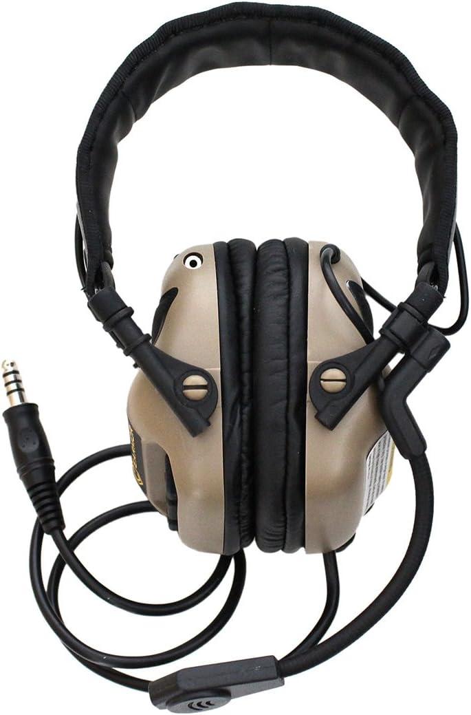 verstellbar EARMOR Bügel Headset M32 mit NRR 22 Schallschutz TAN M32-TN