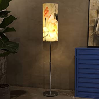Nouveau Lampe Type Chevet Lampadaire Chambre Chinois D Nnwm08yvO
