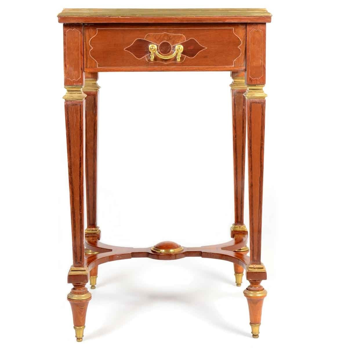 Tisch - Stil Antik | Barock | Rokkoko | Louis XV / XVI | Klassische | Handgefertigt | Massivholz