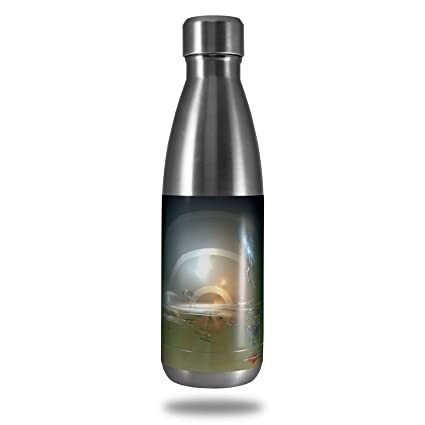 be0a1bcc3c Amazon.com : Skin Decal Wrap for RTIC Water Bottle 17oz Portal (BOTTLE NOT  INCLUDED) by WraptorSkinz : Everything Else