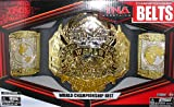 TNA WORLD CHAMPIONSHIP JAKKS PACIFIC KID SIZE TOY WRESTLING BELT
